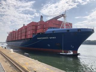 Independent Container Line moves UK call to DP World Southampton