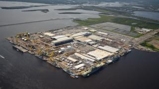Huntington Ingalls Industries Wins LCS Planning Yard Contract Worth A Potential $931.7Mln