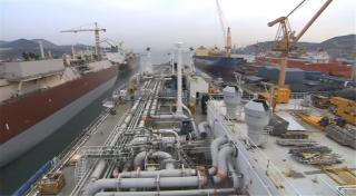 GTT Receives An Order From DSME To Equip Two New LNG Carriers