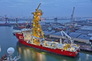 TechnipFMC and DOF Subsea announce the delivery of Skandi Búzios and commencement of contract with Petrobras