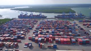 Cai Mep Int'l Terminal (TCIT) welcomes the 1,000,000th TEU in 2017