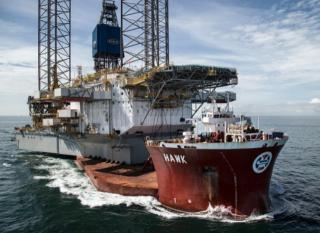 Aqualis Offshore oversees transport of world's largest jack-up rig