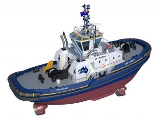 DAMEN Secures Order With FORTESCUE Metals Group For Six ART 85-32W Rotor Tugs