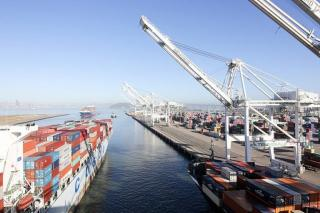 Port of Oakland reports FY 2017 revenue record of $358.7 million