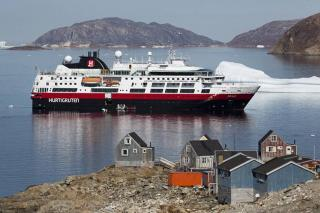 Inchcape Shipping Services wins global Hurtigruten contract