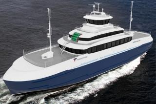 Norwegian Maritime Authority Takes Part in A Project To Develop The World's First Hydrogen-Powered Ferry