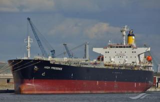 d'Amico International Shipping S.A. announces the sale of the MR Vessel High Presence