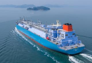 Maran Gas Chooses Daewoo Shipbuilding For Latest LNG ship