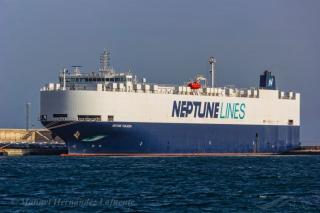 Neptune Lines welcomes Neptune Galene & Neptune Thalassa after scrubber installation