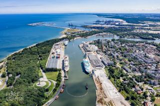 Port of Gdansk Authority Plans Central Port