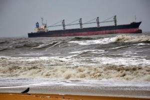 Abandoned Crew Members Jump Vessel in Search of Help Off Chennai