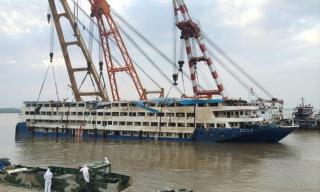 Update: Chinese ferry victims reached 431, eleven people still missing