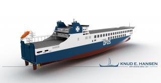 DFDS orders RoRo newbuilding from Jinling Shipyard, China