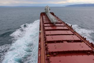 Algoma Central Corporation Announces the Algoma Innovator is Headed for Canada