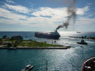 CO2 footprint of maritime vessels to be recorded worldwide
