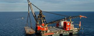 Heerema's Sleipnir Passes Sea Trials with Flying Colors