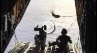 Video: Bulk Carrier Vessel Able To Rescue Five Off Teraina Island