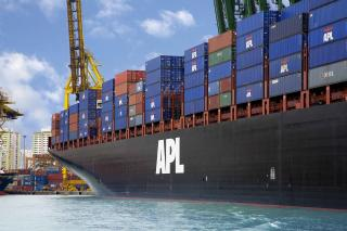 APL Flags-Off Ocean Alliance Services With Best-In-Class Transit Time