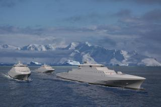 Vestdavit equips Norwegian Coast Guard's next generation for Polar boat launch and recovery
