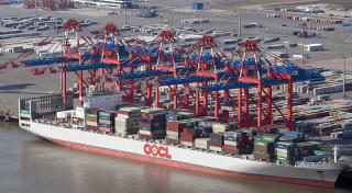 Ocean Alliance prepares to call at Wilhelmshaven