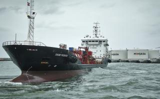 Monjasa - Exclusive Bunker Supplier at Tongue Anchorage, UK
