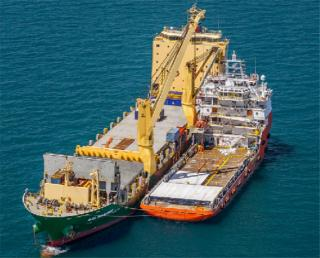 AAL Shipping Completed a 90-day 'One-Ship-Solution' for Major AUS Oil Production Project
