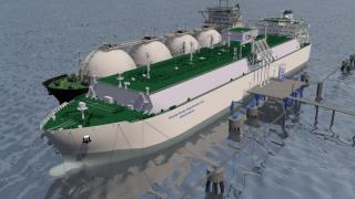 Uniper and Titan LNG to cooperate boosting LNG Wilhelmshaven Terminal functionality