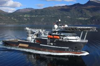 Bibby Offshore secures second subsea inspection contract with Shell