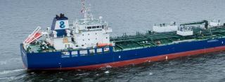 Navig8 Chemical Tankers takes delivery of its second Newbuilding 25,000 dwt St. Steel from Kitanihon