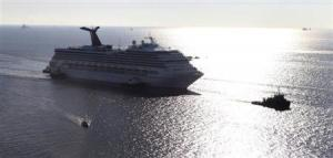 Carnival Corp. puts its Entire Cruise Fleet Under Microscope After Carnival Triumph Fire