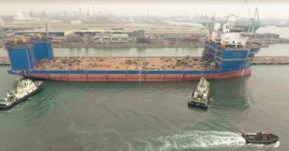 GPO Heavylift prepares for action