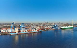PhilaPort Breaks Monthly Cargo Records