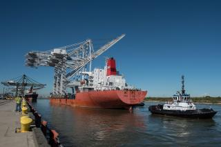 More Super Post-Panamax Cranes for Port Houston