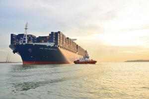 Passengers Rooms Already Available onboard the World's Largest Containership