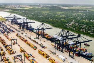 Port Houston Continues to Shatter Records and Investments to Its Bayport Channel Continue to Yield Results