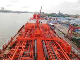 Odfjell names the world's largest and most efficient stainless steel chemical tankers
