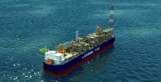 DNV GL awards HHI AIP for near shore FLNG barge design