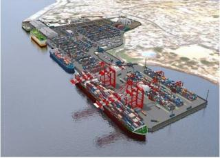 DEME awarded contract for Freetown Terminal Extension Project in Sierra Leone