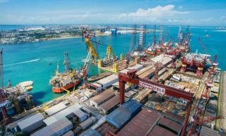 Keppel signs Heads of Agreement with Borr Drilling for Transocean Rigs