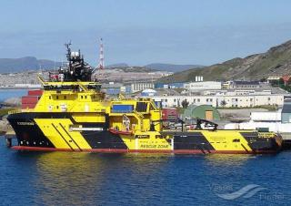 Viking Supply Ships AS has received termination of contract for the AHTS Njord Viking