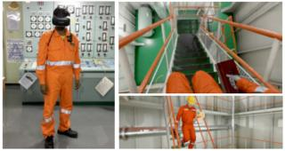 MOL Develops Mariner Safety Education Tool Using VR Goggles