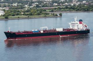 Crowley christens second LNG-ready product tanker for Use in U.S. Coastwise Trade