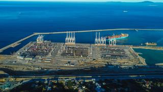 TangerMed and A.P. Moller - Maersk new state of the art $800 M investment in Morocco opens its doors