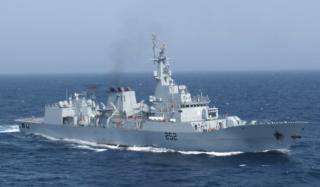 China and Pakistan Conclude Naval Exercise in East China Sea (Video)
