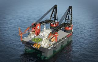 GE to power Heerema's new SSCV Sleipnir