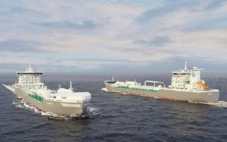 Chart Industries Wins Order for Marine LNG Fueling Tanks