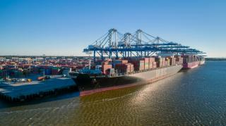 SC Ports Handles Record May for Container Volumes, Highest Monthly Record for Inland Port Greer