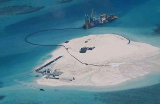 China Announces end of 'Reclamation' in South China Sea region