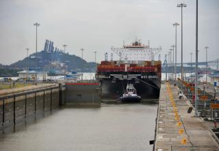 New route brings cargo to Philly via bigger Panama Canal and 'Panamax' ships