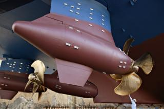 Wärtsilä research project eliminates problem of 'singing' propellers